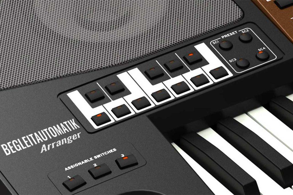Keyboard Begleitautomatik