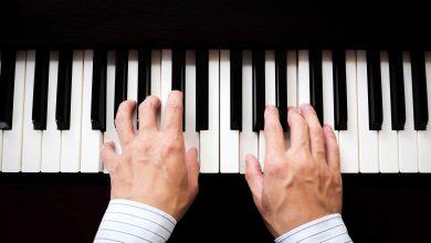 Photo of Klaviertastatur – Aufbau der Tasten