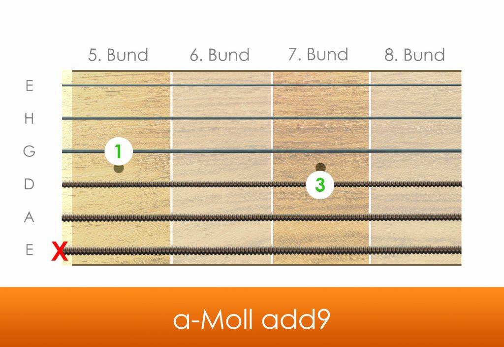 a-Moll add 9