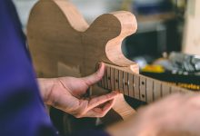 Photo of Die Entstehung der E-Gitarre